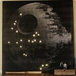 Illuminated Star Wars Wall Art