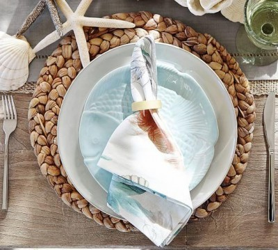 pottery barn placemat