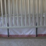 Crib Skirt with Trim