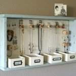Best of PB #2: Wooden Tray to Hanging Jewelry Organizer