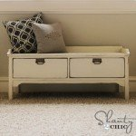 A Storage Bench for Every Room in the House