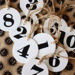 Wooden Number Tags–Easy as 1, 2, 3!