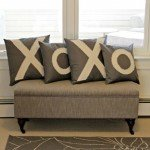 XOXO Valentine's Pillow Covers