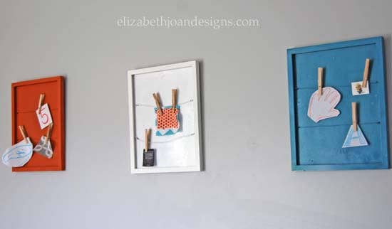 Make These Memo Boards Just Like The Land Of Nod