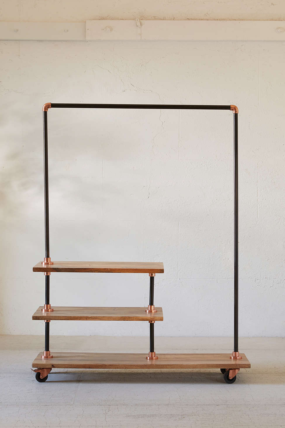 Urban Outfitters Inspired Industrial Storage Rack