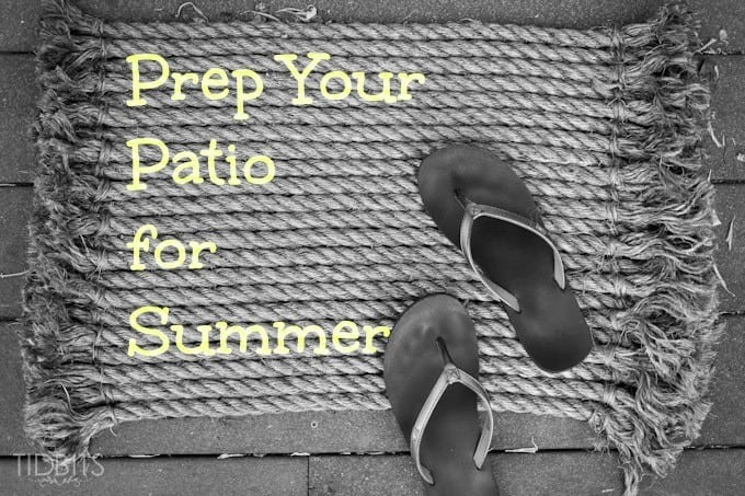 Prep Your Patio For Summer Knockoffdecor Com