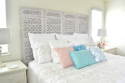 Privacy Screen Headboard