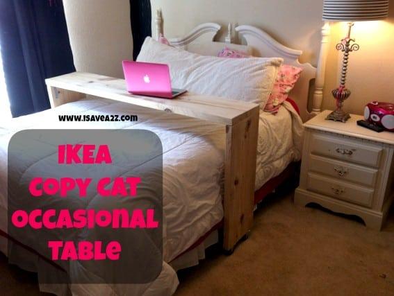Ikea copycat occasional table