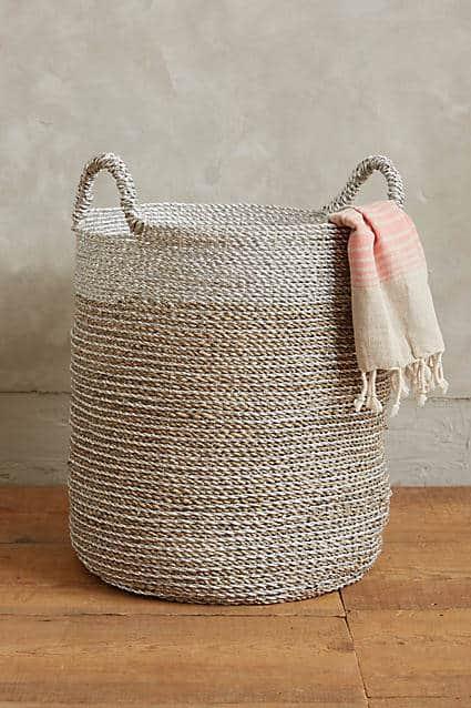 anthro basket