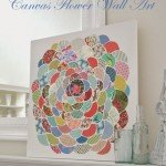 Colorful Flower Wall Art