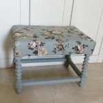 Old Stool Makeover