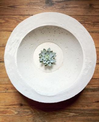 DIY Concrete bowl