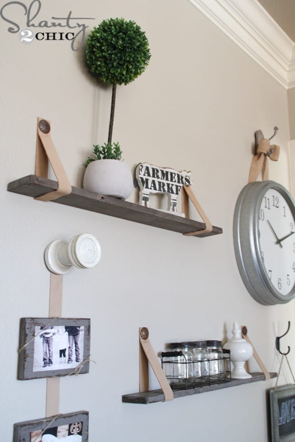 DIY-Shelves-with-Leather-Straps-2