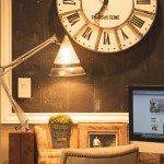 Knock Off Restoration Hardware French Clock