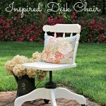 DIY Pottery Barn Swivel Chairs