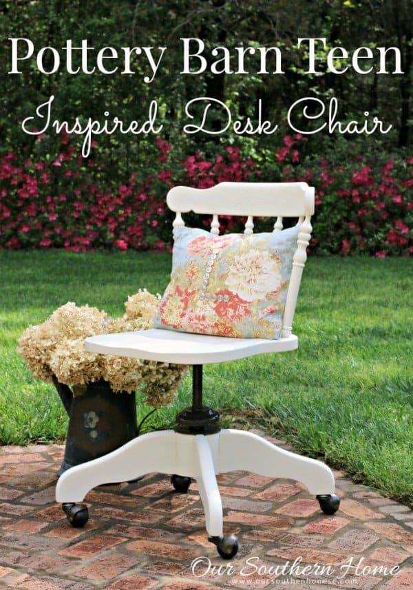 Swell Diy Pottery Barn Swivel Chairs Knockoffdecor Com Beatyapartments Chair Design Images Beatyapartmentscom