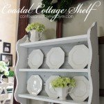 DIY Cottage Shelf