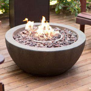 Red Ember Mesa Fire Pit