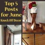 Top 5 Posts – June 2016