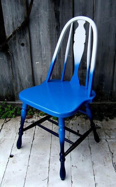 color fade chair tutorial