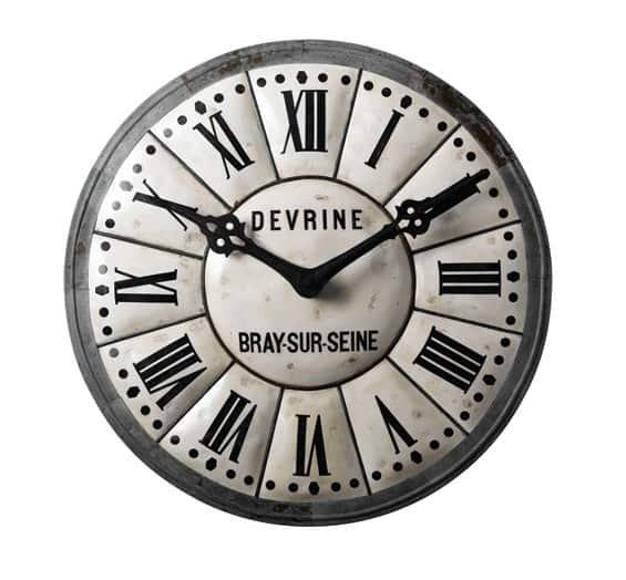 french tower clock restoration hardware