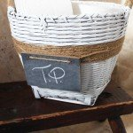 Basket Upcycle