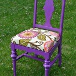 How to Update an Old Chair