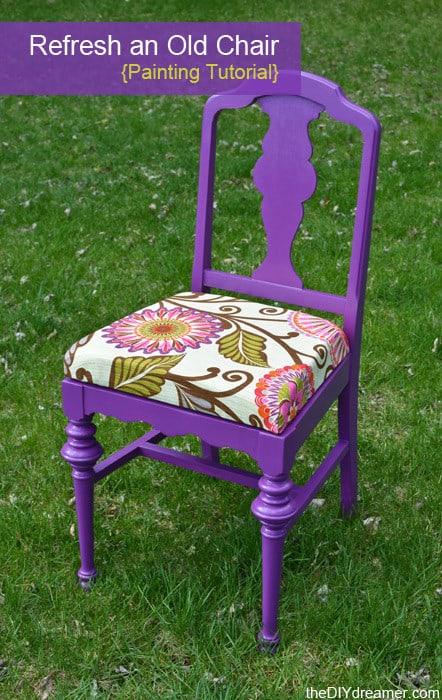 Chair-Paint