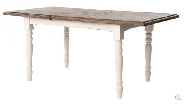 Table Houzz Head Over To Salt Marsh Cottage Read Lisas Steps Achieve The Farmhouse Look