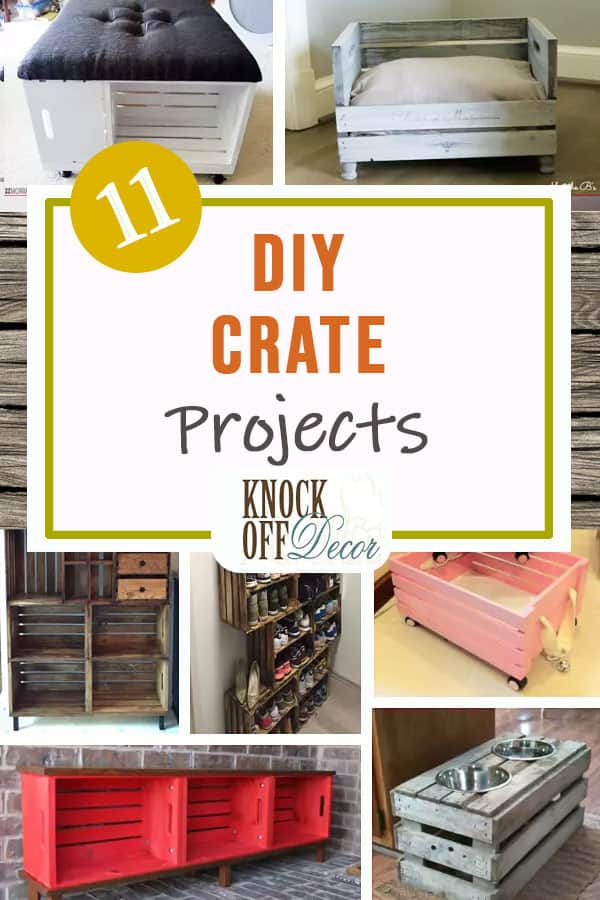 Crate DIY Projects