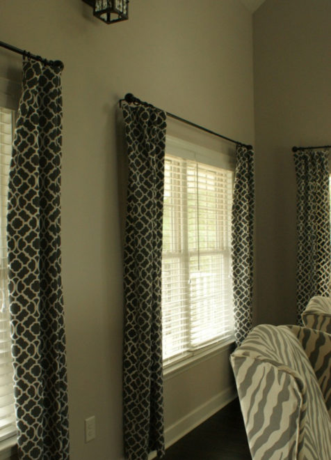 Curtains at Home