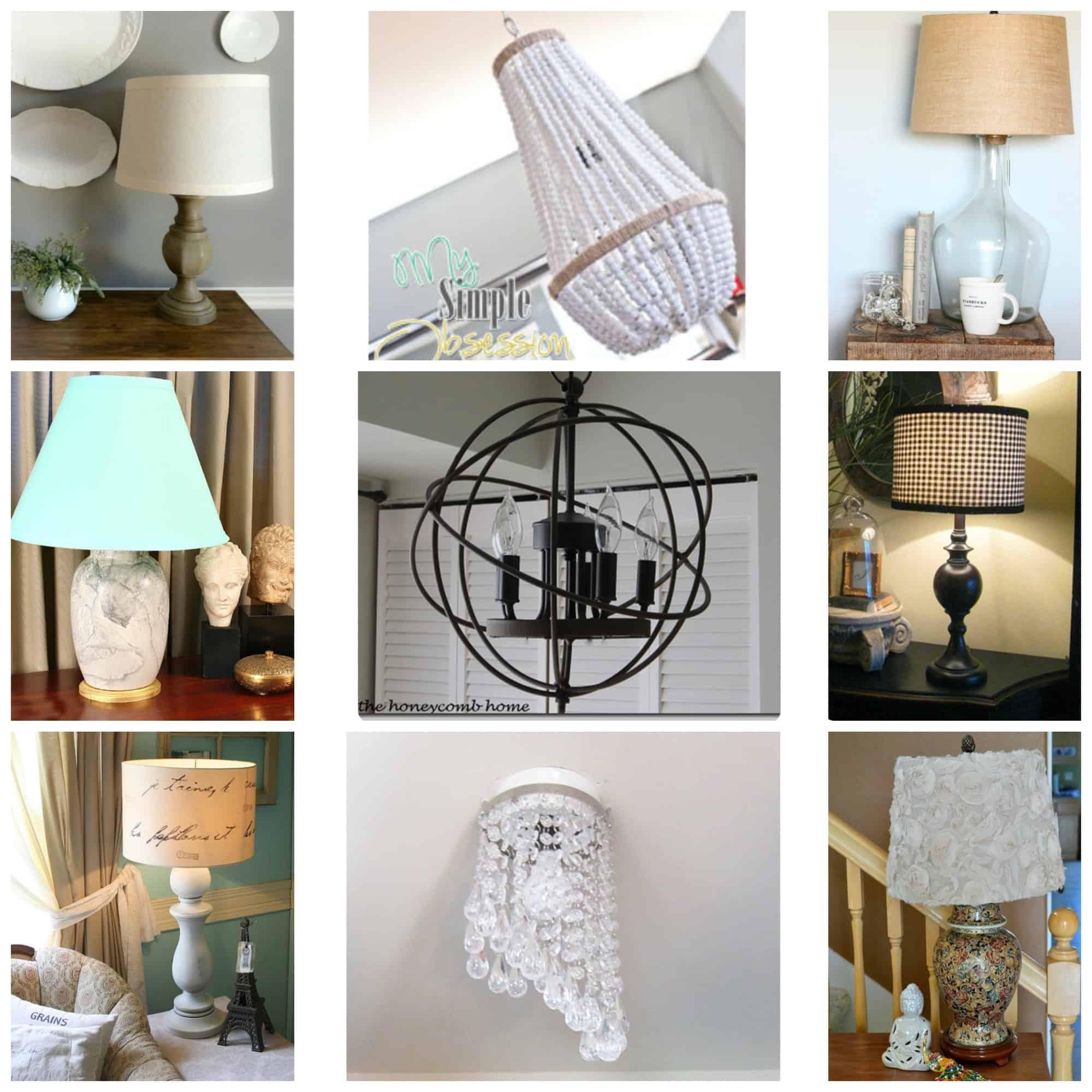 foyercollagelamps