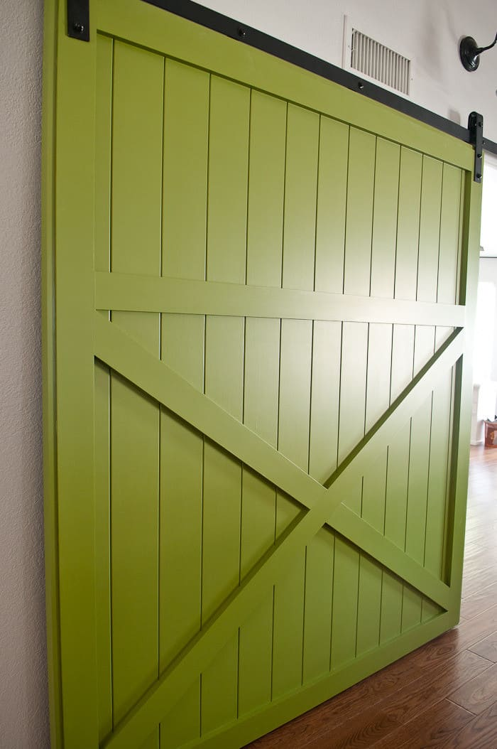 10 Fabulous Interior Barn Doors Ideas