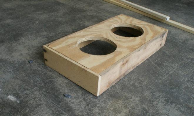 pallet board