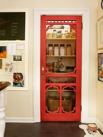 9 Ideas For The Perfect Pantry Door Knockoffdecor Com