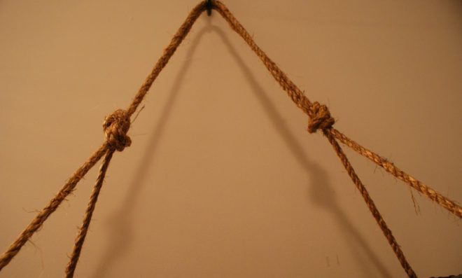 pull ropes