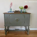 The Ultimate Antique Buffet Makeover