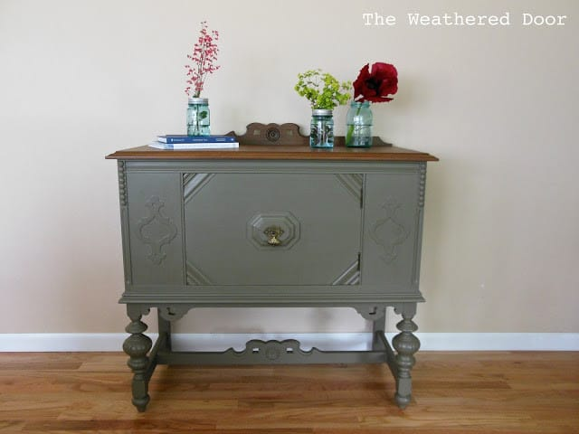 small antique buffet WD 3