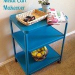 Vintage Drinks Trolley Makeover
