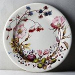 Funky Decorative Beetle Plates