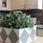 DIY Thrift Store Planter Box