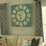 Make Your Own Pallet Wall Clock