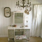 Vintage Chic Bedroom Vanity
