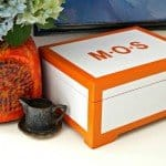 Colorful Mod Trinket Box