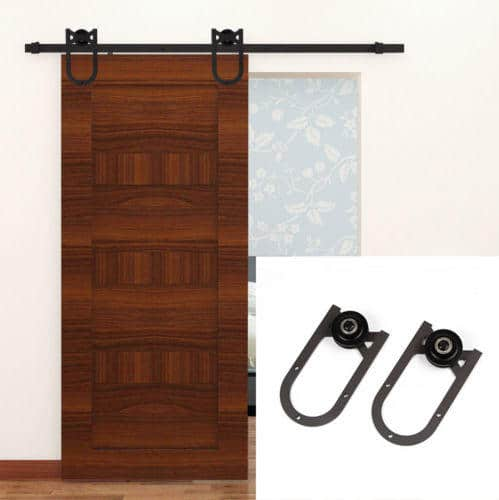 v]Products We Love: Quality Sliding Door Hardware Kit