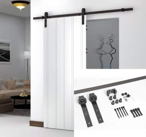 Products We Love: Quality Sliding Door Hardware Kit