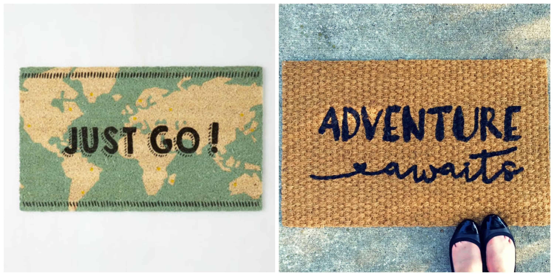 just go!, adventure awaits