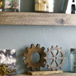 Industrial Gear Decor