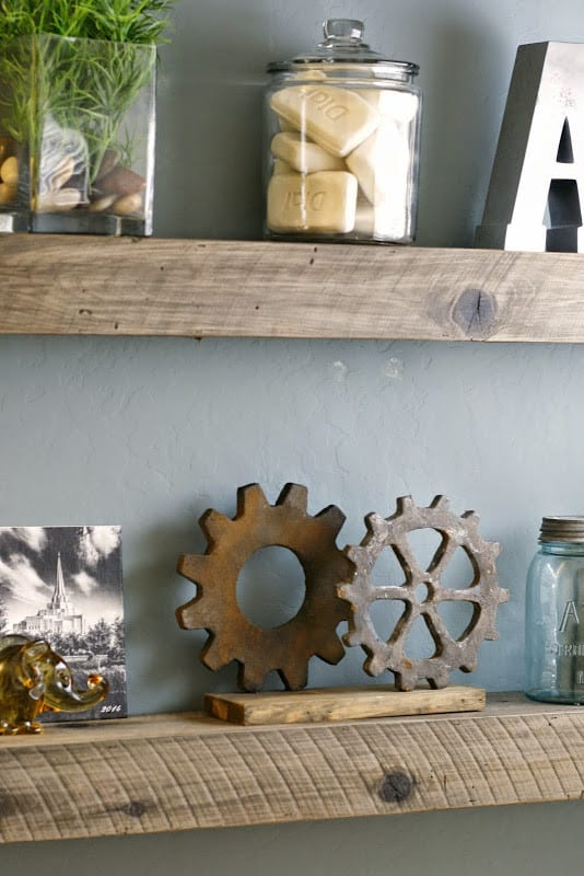 diy-gears-on-shelf