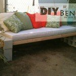 Quick Outdoor Bench